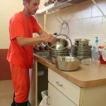 Inmates Volunteer at Rescue Shelter