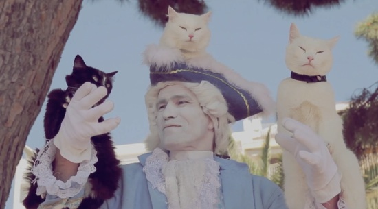 Bela: The Cat Man of the French Riviera