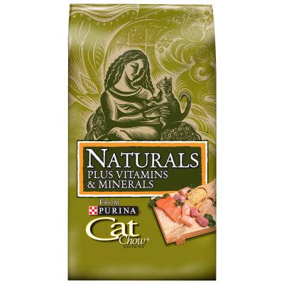 Purina Naturals Cat Food Recall