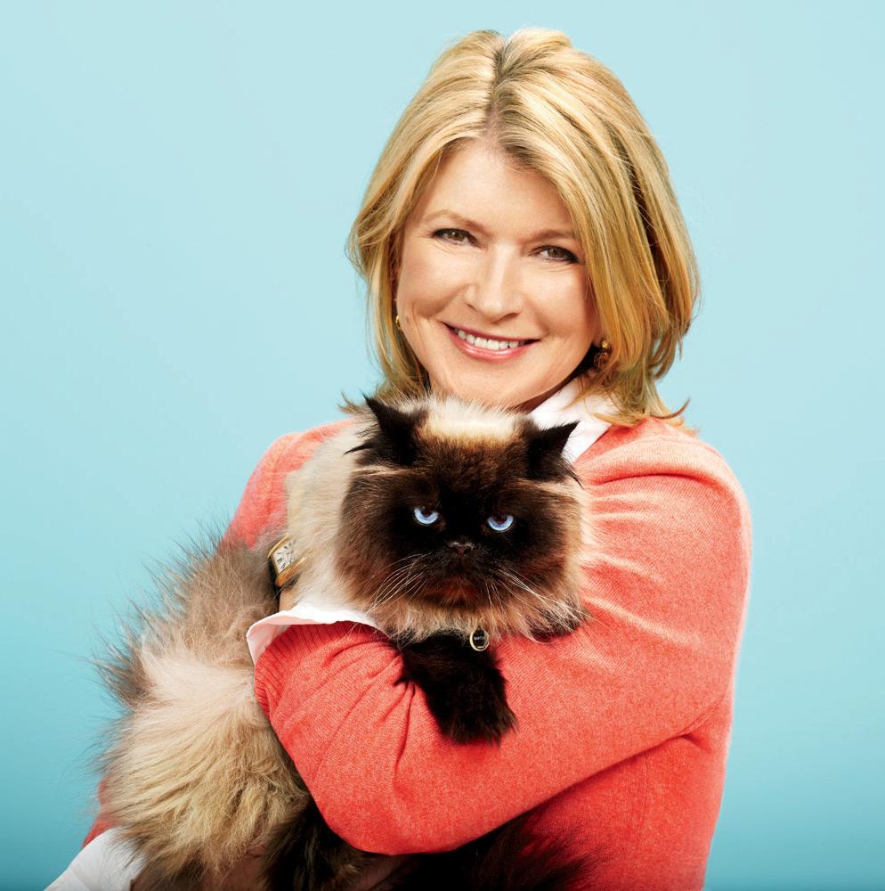 Marthastuart Marthastuart: Giveaway: Martha Stewart For PetSmart Cat Feeder Set With