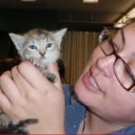 SmART Team Saves 2 Kittens: The Story on Video, From Rescue to Foster Care