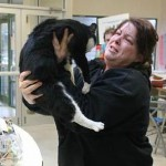 Tilly and Tina: Tearful Reunion as a Missing Cat is Returned