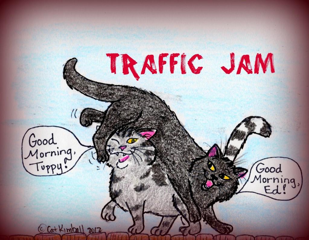 Sunday Funny: Traffic Jam