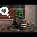 Leprechaun Cat Rescue – Furball Fables