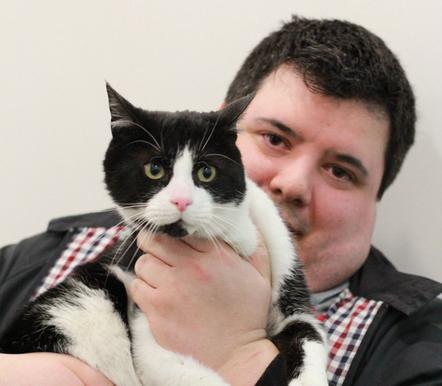 Felix the Cat, Missing For two Years, Now Home