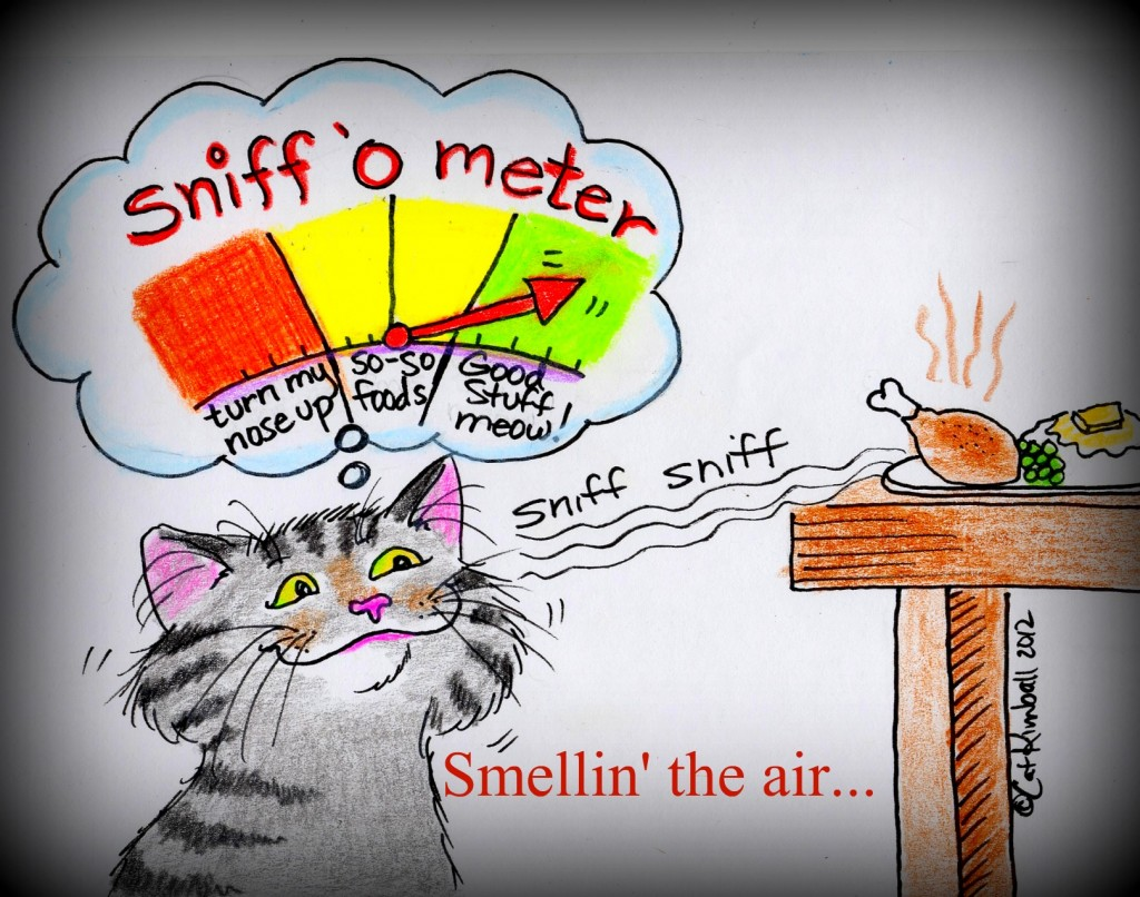 Sunday Funny: The Sniff-o-Meter