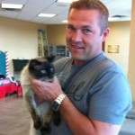 Joplin Tornado Cat Steve is Rescued and Adopted