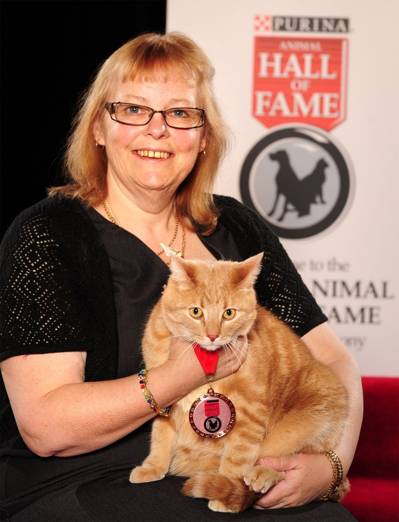 Monty Saves Owner's Life, Joins Animal Hall of Fame