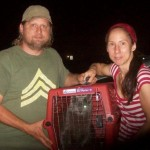 Cat Lost in Florida's Alligator Alley is Found!