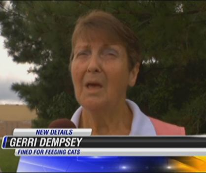 Court Reaches Compromise With 71 Year Old Woman Who Faced Jail Time For Feeding Cats