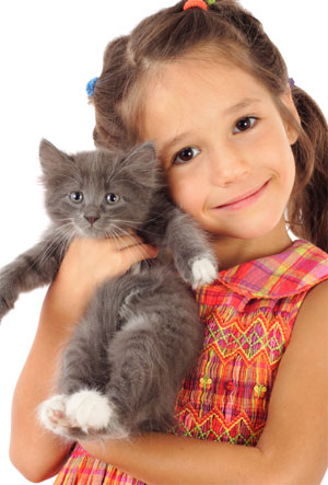 1 should children have pets if