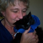Angus Kitten is Rescued and Gets Help