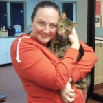 Crosby Comes Home: Missing Cat Reunited With Her Family After a Month