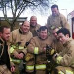 Firefighters Rescue Kitten From 6in. Pipe