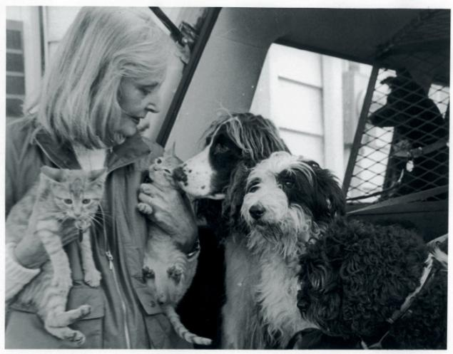Babette Lewyt, Animal Rescue and No-Kill Pioneer, Remembered - Life