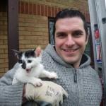Window Washer Rescues Kitten