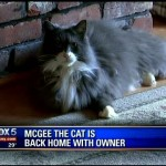 McGee is Back Home After 3 Years