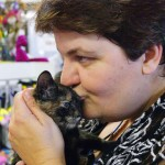 Kitten Rescued From Blowtorch Wielding Teens is Adopted Into Good Home
