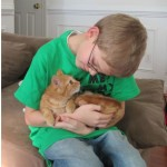 Patches: A Boy and His Cat