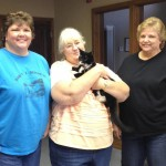 Renited! Moore Tornado Cat Emily is Found