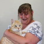 Woman Reunited with Cat 2 1/2 Years After Flood