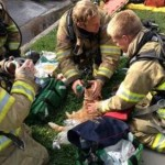 SLC Firefighters Revive Cat at Scene of House Fire
