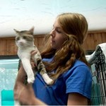 Profile of a Young Cat Rescuer