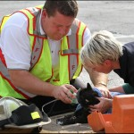 Fire Chief Revives Cat at Scene of Deadly Crash and Fire