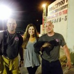Cat Runs Off at Vet's and is Rescued from Car