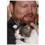 Microchip Reunites Cat Living in Feral Colony with Owner