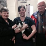 Missing Cat Angus Returns Home After 8 Years