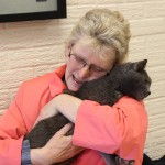 Missing Cat Charlie Turns Up at the Shelter After 5 Years