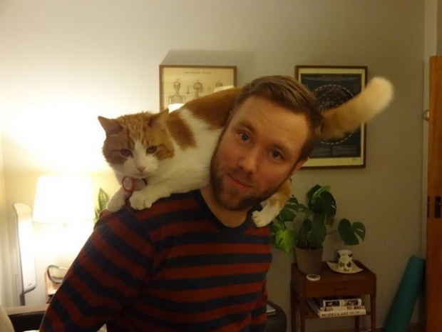 Reykjavik Man is Reunited with Missing Cat After 7 Years