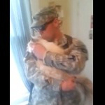 Awesome Ragdoll Cat Welcomes Home Soldier