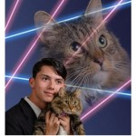 High School Student Wants Senior Portrait with his Cat in Yearbook