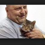 Man Adopts 'Most Beautiful Cat' for His Birthday