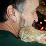 Elsa the frozen kitten finds the perfect forever home
