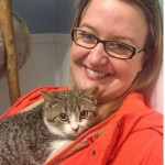 'Lucky' kitten rescued from car engine is adopted