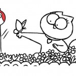 Butterflies – Simon's Cat (A Valentine's Special!)