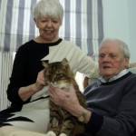Couple shocked as their supposedly cremated cat returns home