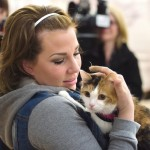 Cleo reunites with petmom after 6 years