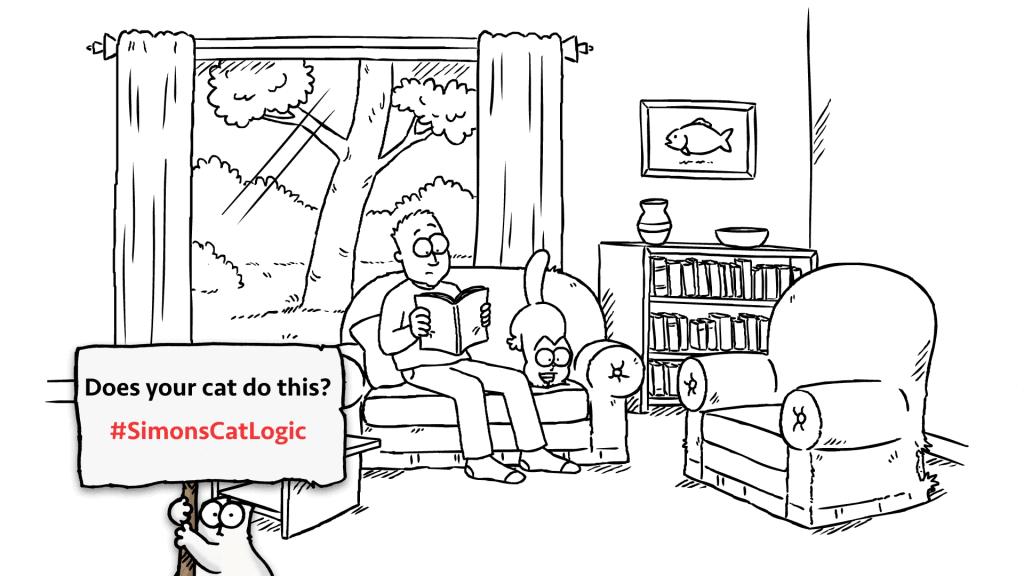 Simon's Cat Logic – Crazy Time