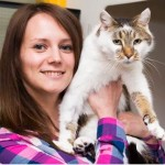 Cat Missing Six Years Reunited With Owner, Acts Like They Never Parted