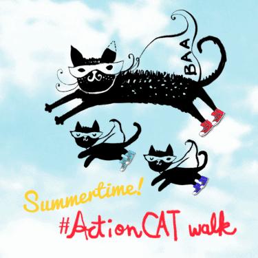 SummertimeActionCatwalkcrowdriseicon-552abf347e0a7