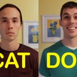 If Our Friends Acted Like Cats and Dogs
