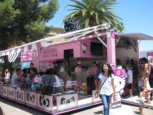 California Is Now Home to the First Hello Kitty Cafe in the U.S.