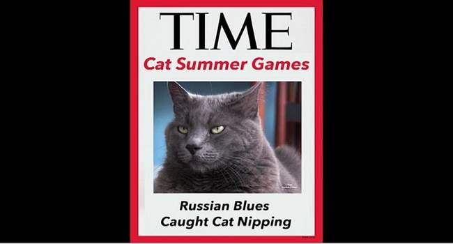 Olympic Doping Scandal: Russian Blue Caught
