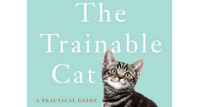 Just Released! The Trainable Cat – Who Knew?