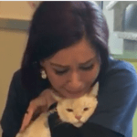 Woman in Tears As She Is Reunited With Cat She Thought Was Dead
