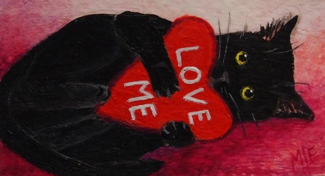 Recite a Special Poem of Love to Your Cat